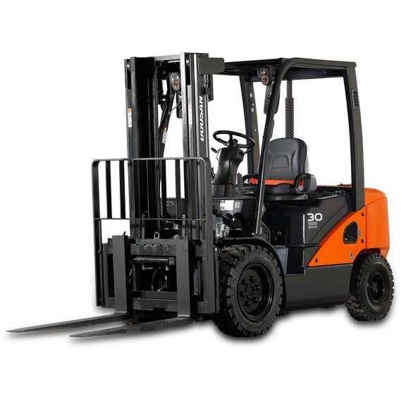 Forklift Suyu