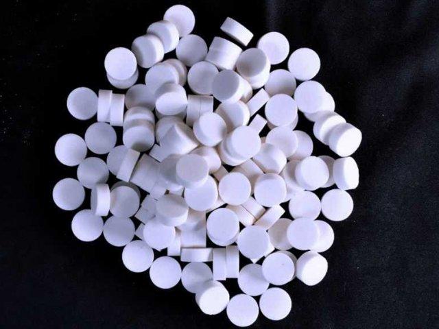 Tablet Tuz 25 KG